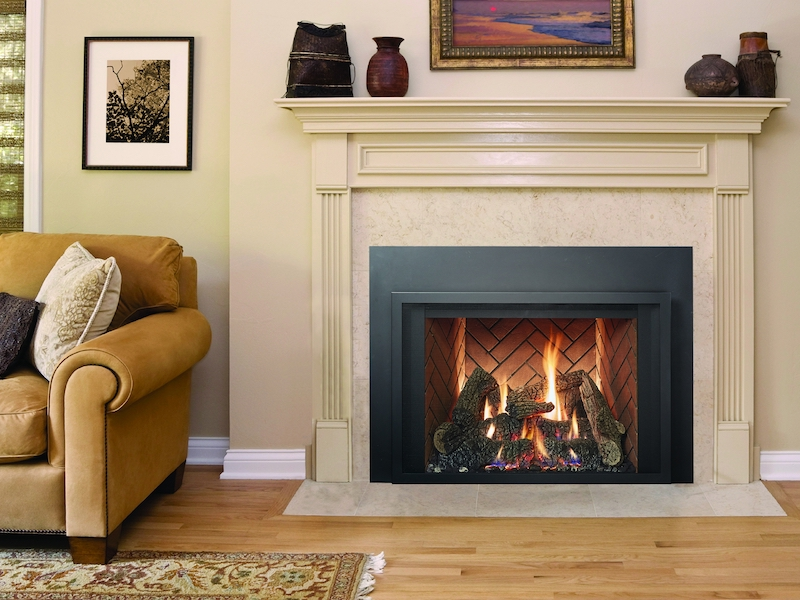 Gas Fireplace Inserts Raleigh